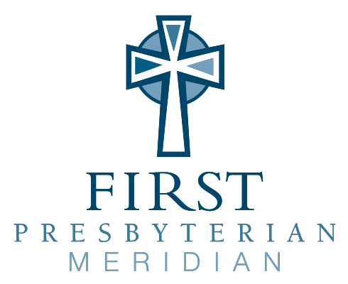First Presbyterian Church Meridian Retina Logo